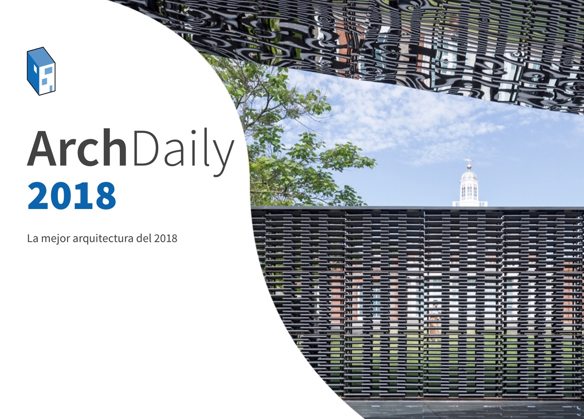 Best ArchiDaily 2018