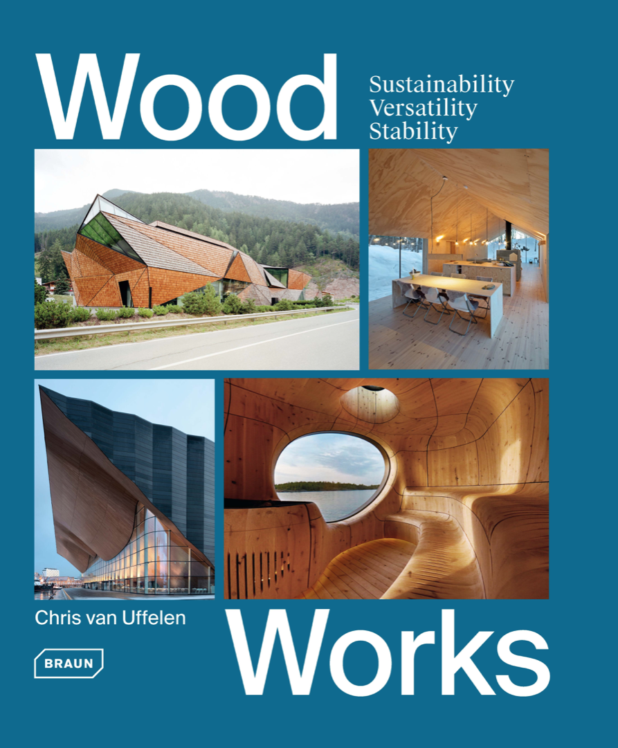 CASA BGS in Wood Works a new Braun book